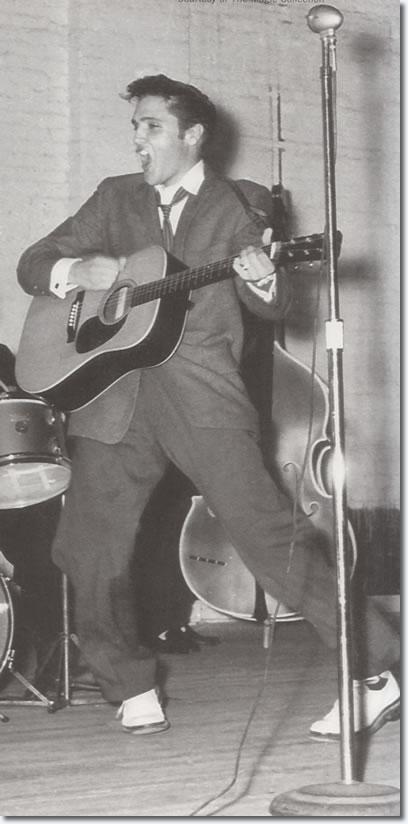 Elvis Presley : Gilmer : September 26, 1955