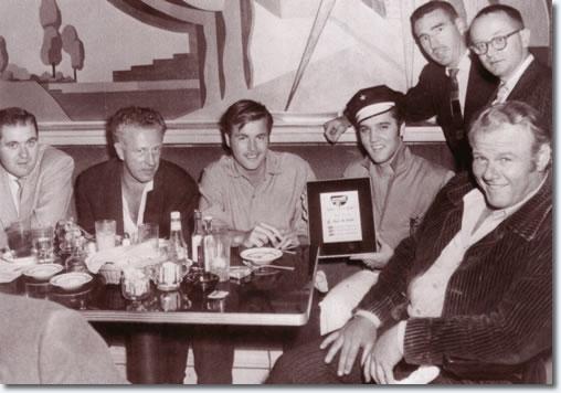 Elvis Presley October 5 1956