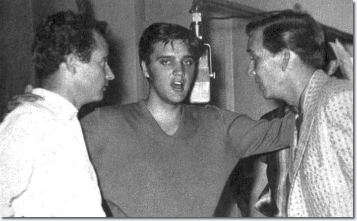 Elvis Presley September 1 3 1956 Recording Sessions