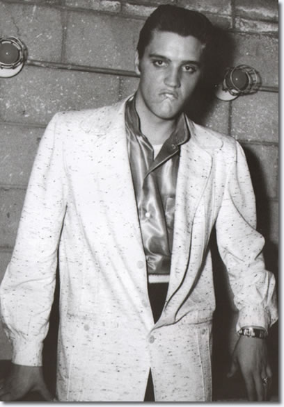 Elvis Presley : Arena : San Diego : April 5, 1956