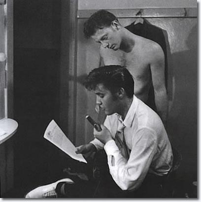Elvis Presley Olympia Theater Miami Florida August 3 1956