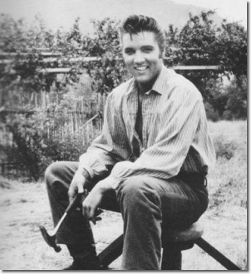 Elvis Presley Love Me Tender : Inside Love Me Tender