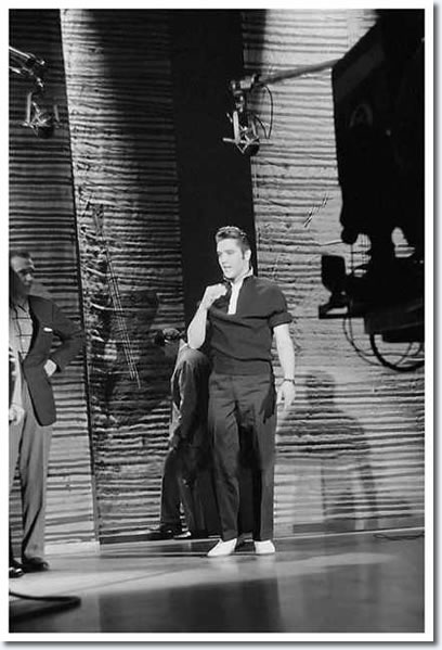 Elvis Presley : Rehearsals : The Ed Sullivan Show : New York, October, 1956