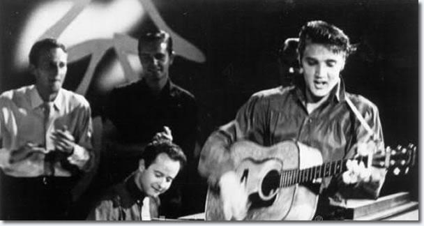 Elvis Presley : First Appearance : The Ed Sullivan Show : September 9, 1956