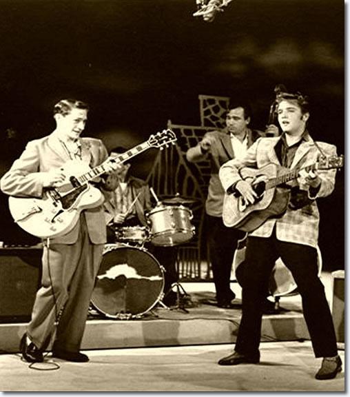 Elvis Presley : First Appearance : The Ed Sullivan Show : September 9, 1956.
