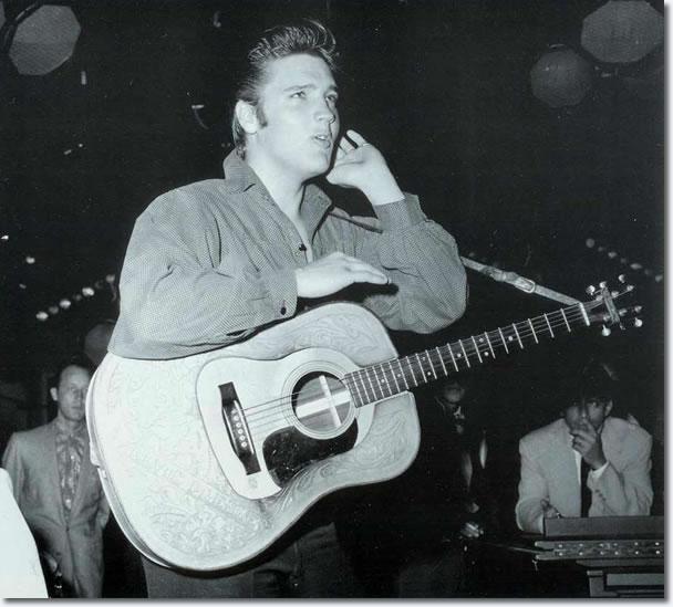 Elvis Presley : The Ed Sullivan Show Rehearsals : September 9, 1956.