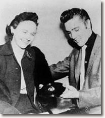 Elvis Presley July 31, 1955