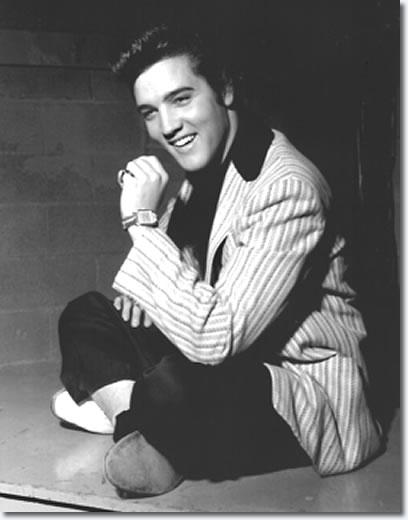 Elvis Presley Ottawa Canada - April 3 1957 Press Conference