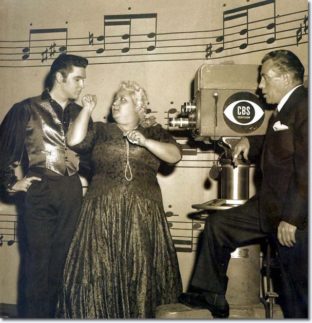 elvis presley the ed sullivan show january 6 1957