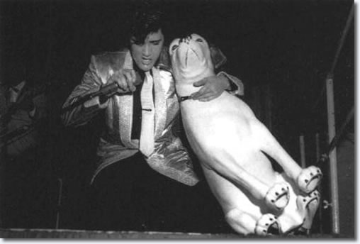 Elvis Presley - Pan Pacific Auditorium - October 28, 1957