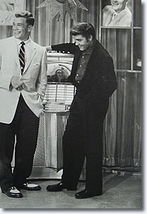 Elvis on Wink Martindale's Dance Party - June 16, 1956