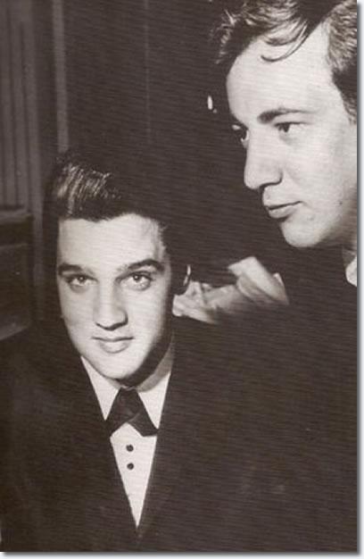 <b>Elvis Prsley</b> and Bobby Darin : Sahara Hotel : July 26, 1960. - 1960-july-26-bobby-darin-5