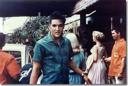 1961: Elvis at the Coco Palms Resort