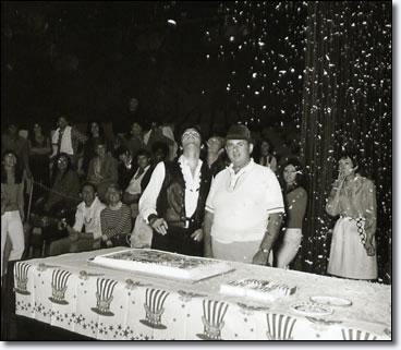 Elvis Presley & Colonel Tom Parker