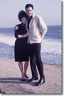 Elvis & Priscilla 1963