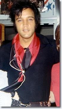 Elvis Presley, 1969.
