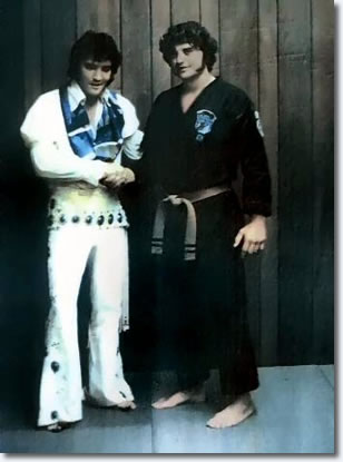 Elvis in LA 1971