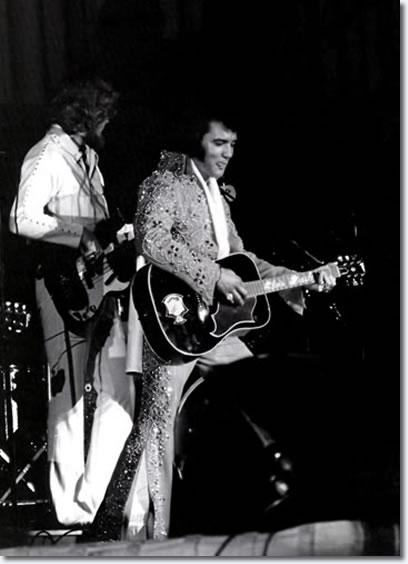 Elvis Presley June 12 1972 8 30 Pm Fort Wayne In