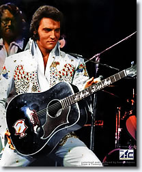 Elvis Presley Aloha From Hawaii - January 14, 1973