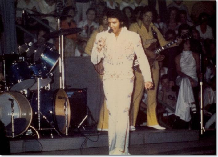 Elvis Presley Cinncinnati Oh June 27 1973