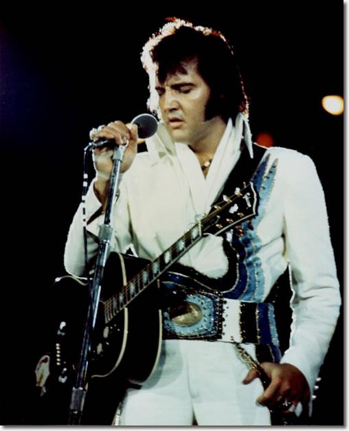 Elvis Presley Original 1974 Concert Ticket Stub Ud Arena