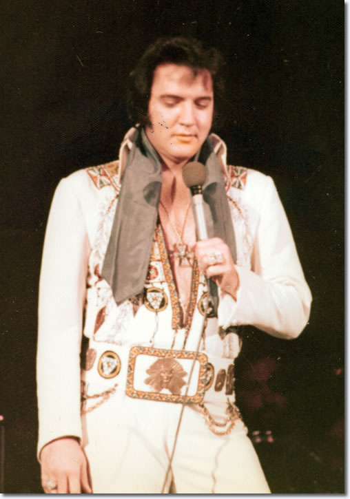 Elvis Presley Oklahoma City July 8 1975