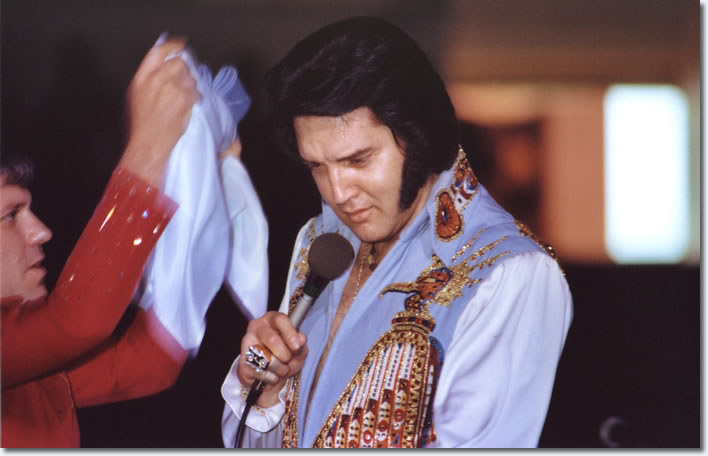 Elvis Presley Tulsa Ok July 4 1976
