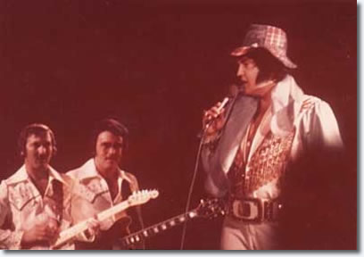 Elvis Presley - Charlotte Coliseum, Charlotte, Nc March 20 8.30pm