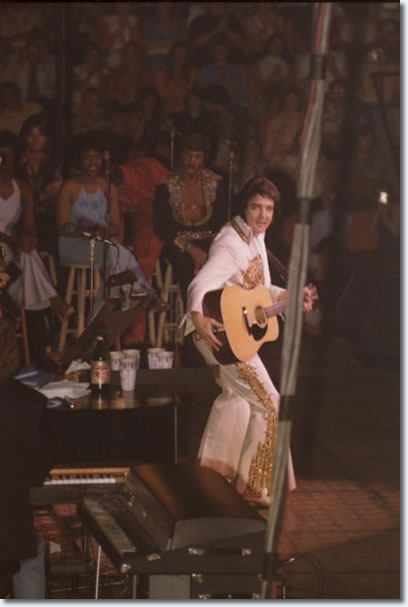 Elvis in Concert June 26, 1977, his last concert