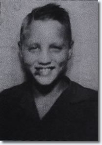 Elvis in the 7th Grade, Milam Junior High
