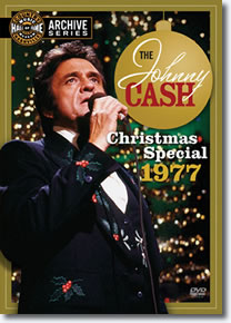 The Johnny Cash Christmas Special 1977