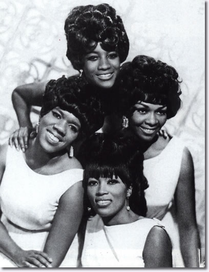 Clockwise from top. Sylvia Shemwell, Cissy Houston, Myrna Smith and Estelle Brown.