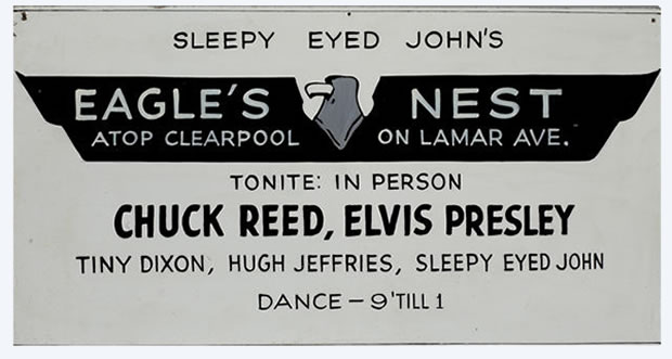 Elvis Presley - Eagles Nest 1954