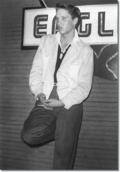 Elvis Presley : The Eagles Nest : 1954.