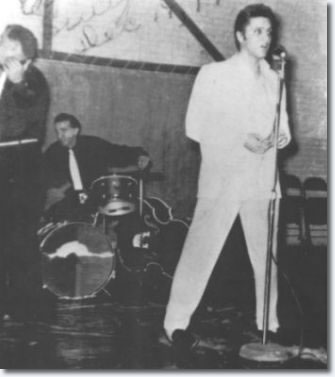 Elvis Presley - Swifton, AR - December 9, 1955
