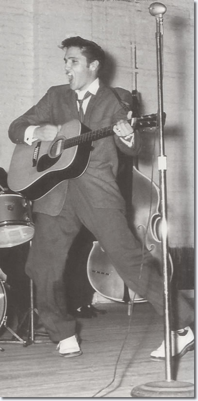 Elvis Presley : Gilmer : September 26, 1955