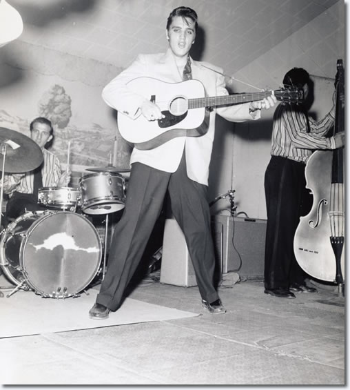 Elvis Presley - April 20, 1956: North Side Coliseum, Forth Worth
