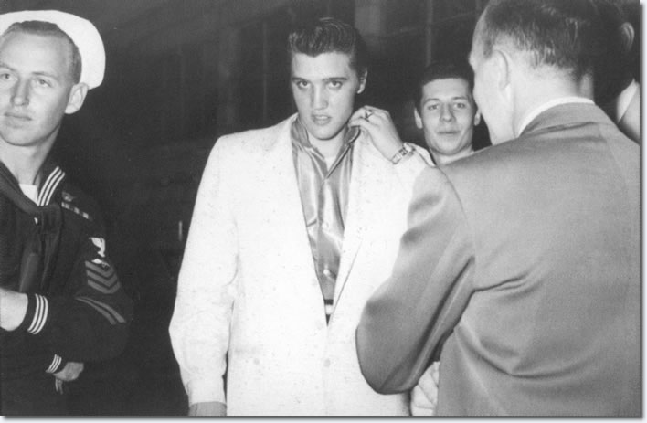 Elvis Presley : San Diego : April 4, 1956