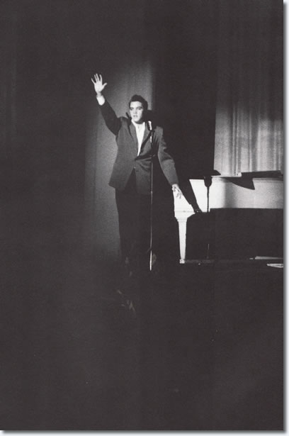 Elvis Presley : Florida Theater : Jacksonville : August 10, 1956.