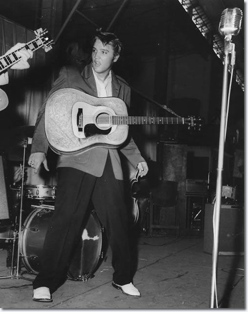 Elvis Presley: August 5, 1956 : Tampa Florida