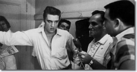 Elvis Presley: August 7, 1956, St. Petersburg's Florida Theater