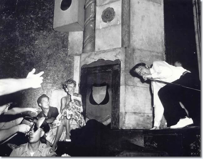 Elvis Presley : August 7, 1956, St. Petersburg's Florida Theater