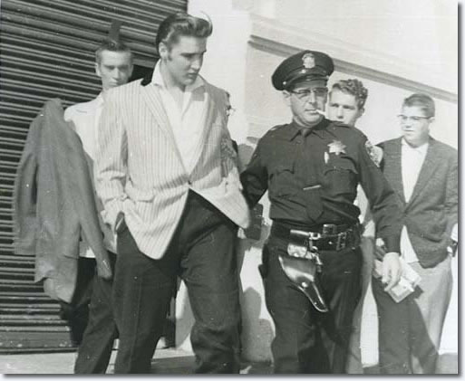 Elvis Presley: Oakland California - June 3, 1956