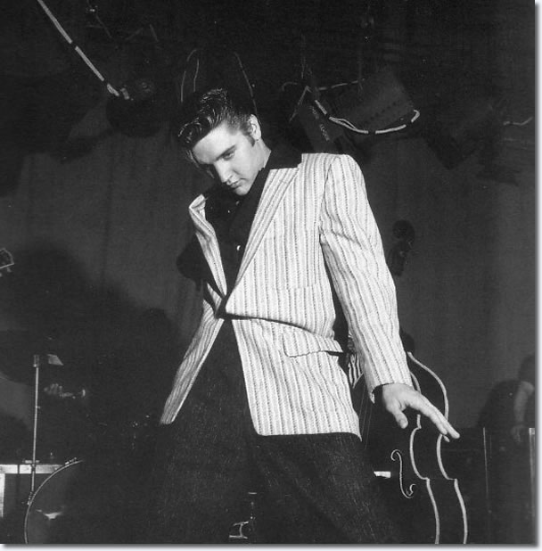 Elvis Presley : The Milton Berle Show Rehearsals : June 5, 1956.