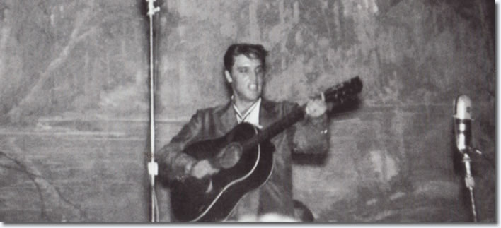 Elvis Presley : The Lousinana Hayride : March 10, 1956