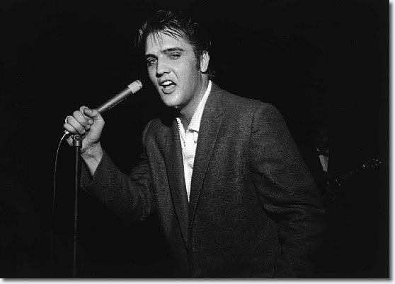 Elvis Presley Ellis Auditorium Memphis, TN. - May 15 1956