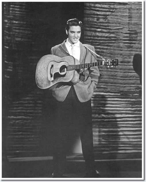 Elvis Presley : The Dress Rehearsal : The Ed Sullivan Show : October 28, 1956.
