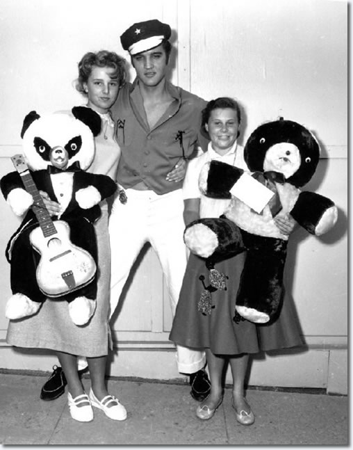 Elvis Presley - October 5, 1956