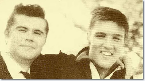 Warren Smith and Elvis - Memphis, Sunday, September 23, 1956