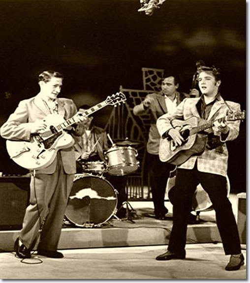 Elvis Presley : First Appearance : The Ed Sullivan Show : September 9, 1956.